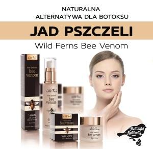 Kosmetyki dla wymagających kobiet - Jad Pszczeli Wild Ferns Bee Venom